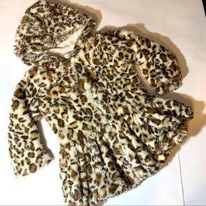 🐆🧥 Leopard Print Diva Coat